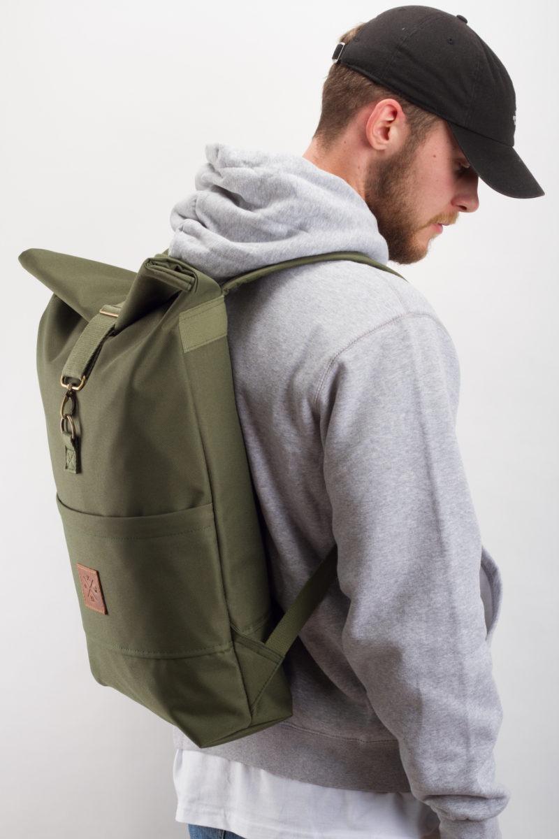 5d570dd555610 Startseite   Shop   Rucksäcke   Backpacks   Roll-Top Rucksack (Dazzle)