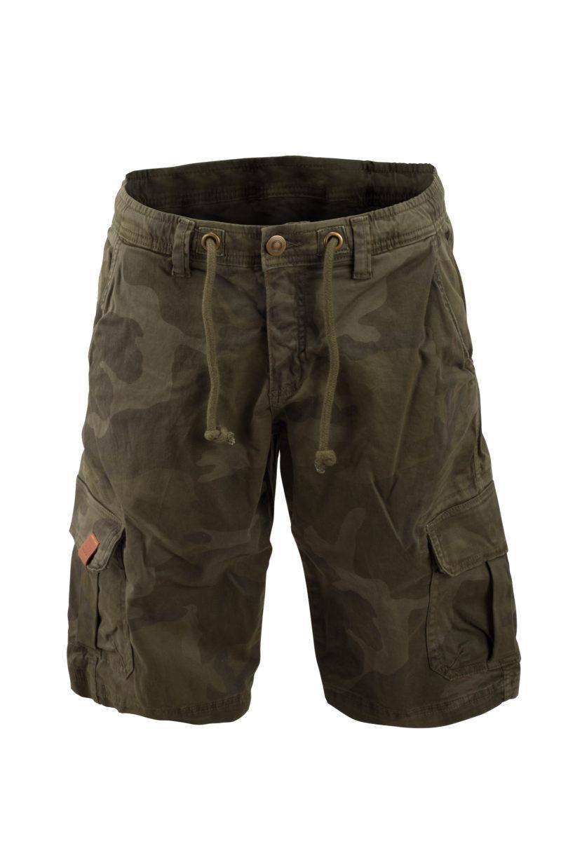 f3a35da8efbc9d Cargo Camo Shorts (Olive)