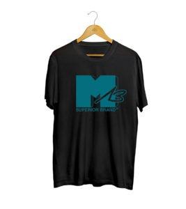 M13_Generation_T-Shirt-FRONT-BLACK-AQUA-GREEN-AMA