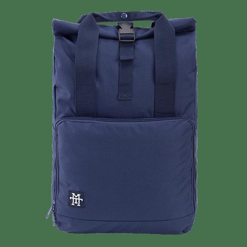 M13 Roll-Top Daypack Navy blau