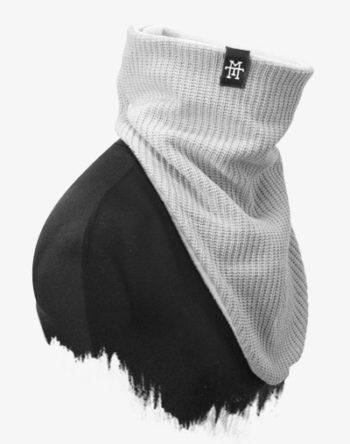 Knit Windbreaker (Navy)