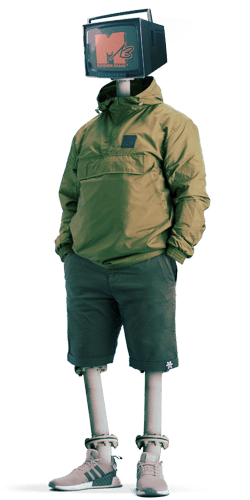 Windbreaker Dazzle Green Chino Shorts Khaki