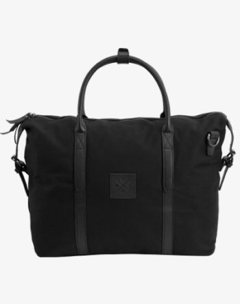 M13 Canvas Bag Black Out schwarz