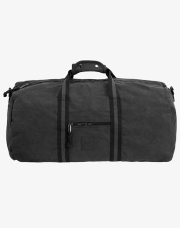 Canvas Duffel Bag Grey Matter 45L Baumwolle
