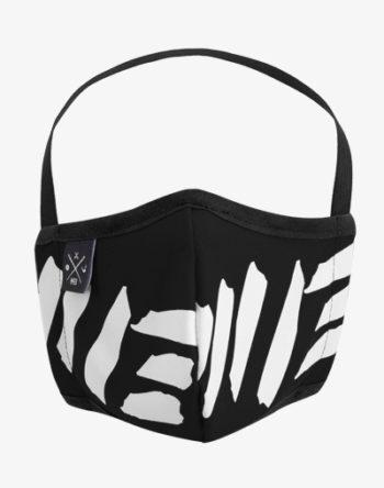 M13 Facemask Gesichtsmaske Behelfsmaske Mund und Nase Maske schwarz black