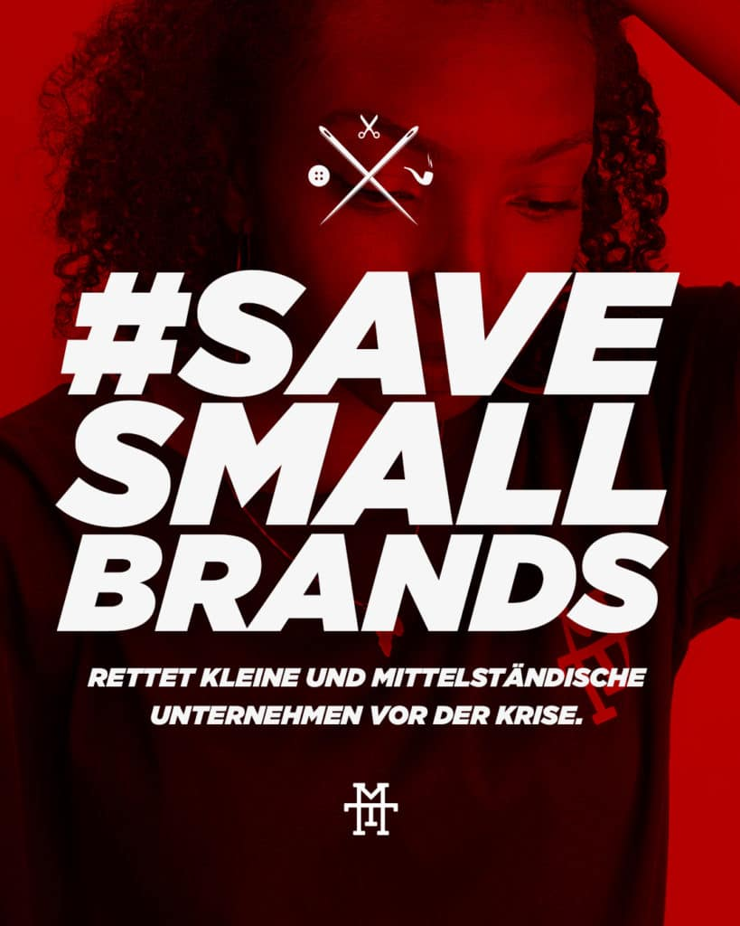 #SaveSmallBrands
