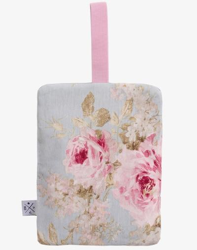Tabaktasche Dreherbeutel Drehbeutel aus Stoff 100% Baumwolle Canvas blumenmuster floral blumen