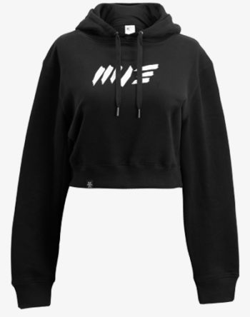 Crop Hoodie Bolero hüftfrei bauchfrei hooded sweater sweatshirt