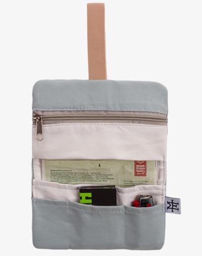 Tabaktasche Dreherbeutel Drehbeutel aus Stoff 100% Baumwolle Canvas