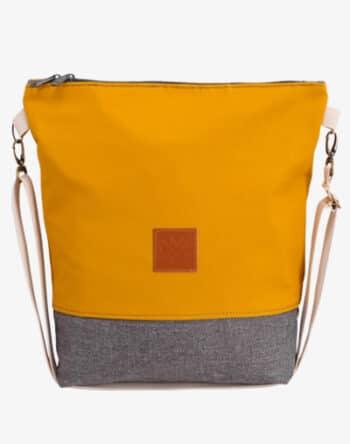 Neverfull Bag - Umhängetasche, Schultertasche Mustard Yellow Senfgelb gelb
