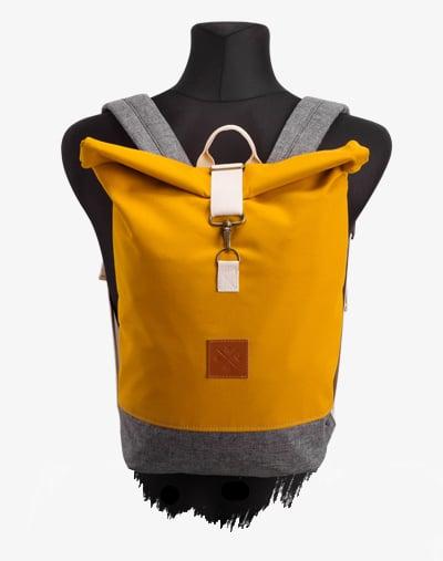 Roll-Top Rucksack / Backpack / Kurierrucksack Fahrradrucksack daypack 17L