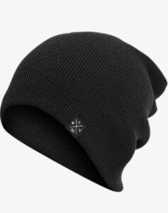 Double_Sided_Kids_Beanie-BLACK-SLOUCH-SIDE-507px