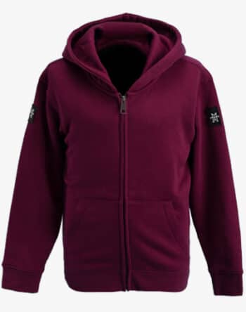 M13 Kids Zipper Jacke Reißverschluss Hooded Kapuzenjacke