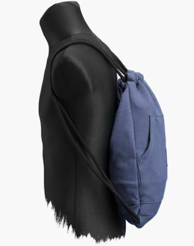 Hoodie Sports Bag Gym Bag Turnbeutel Sportbeutel Draw String Bag Sweater Crewneck Sweat Pullover