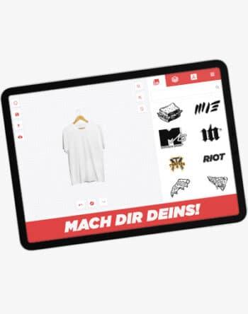 T-Shirt Konfigurator Shirt Designer Tool